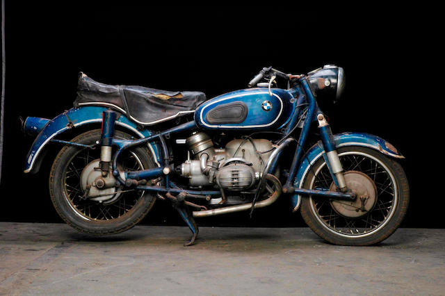 Vintage motorcycles and a Winton for auction, Brookline, MA