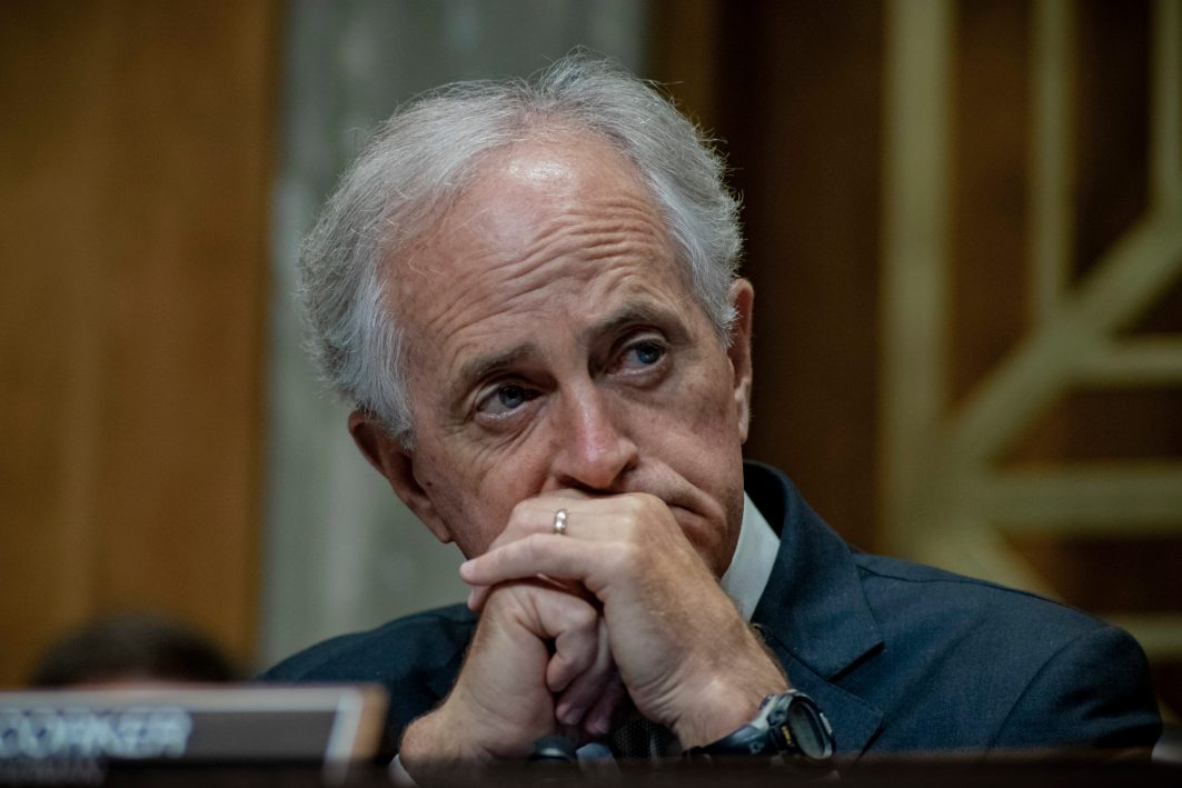 Chairman of the Senate Foreign Relations Committee, BOB CORKER, (R-TN)