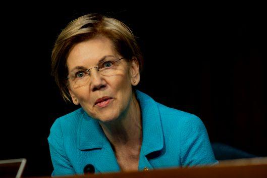 Senator ELIZABETH WARREN (D-MA) at Congress' Semiannual Monetary Policy Report 2018