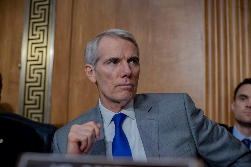 Senator ROB PORTMAN (R-OH)