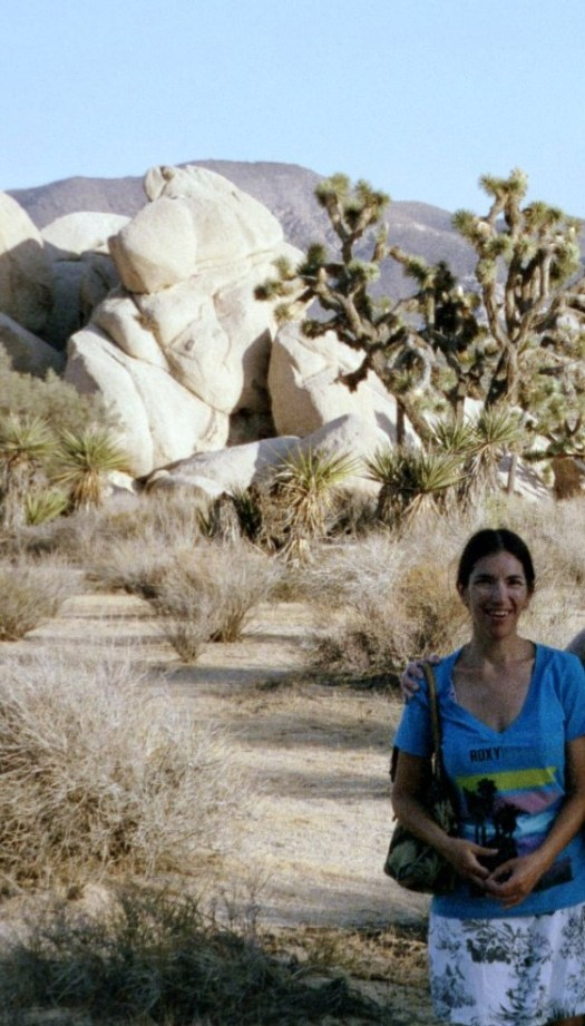 Here are some of my pictures from my Joshua tree walk.