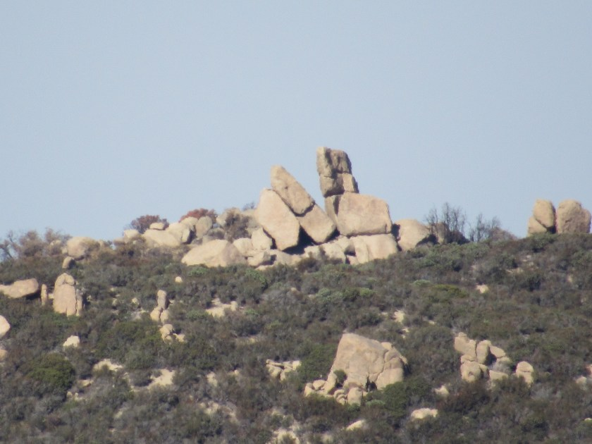 The Boulders On The Pinnacles