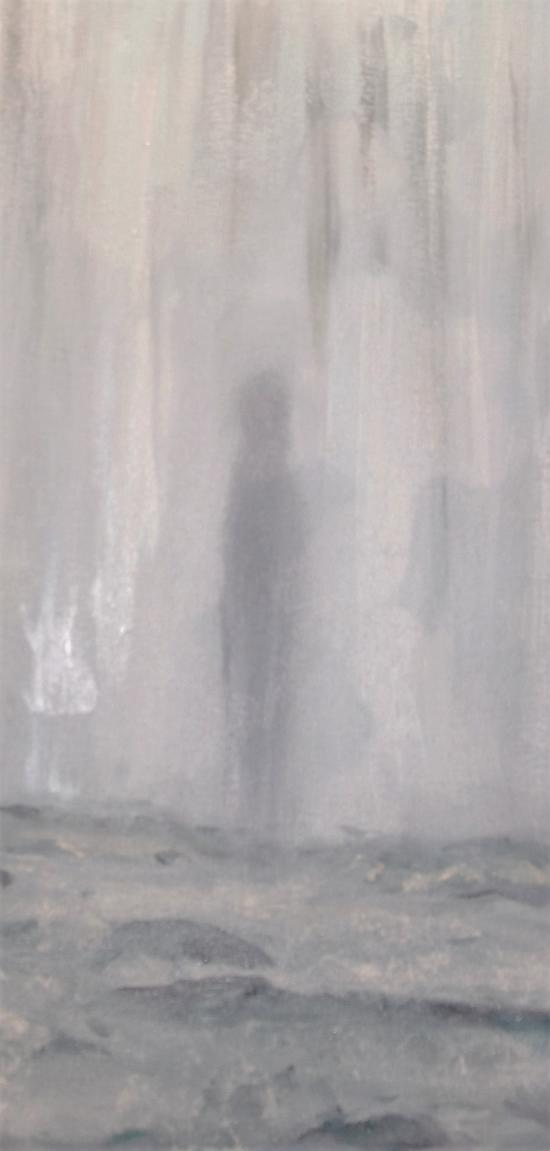 grief painting
