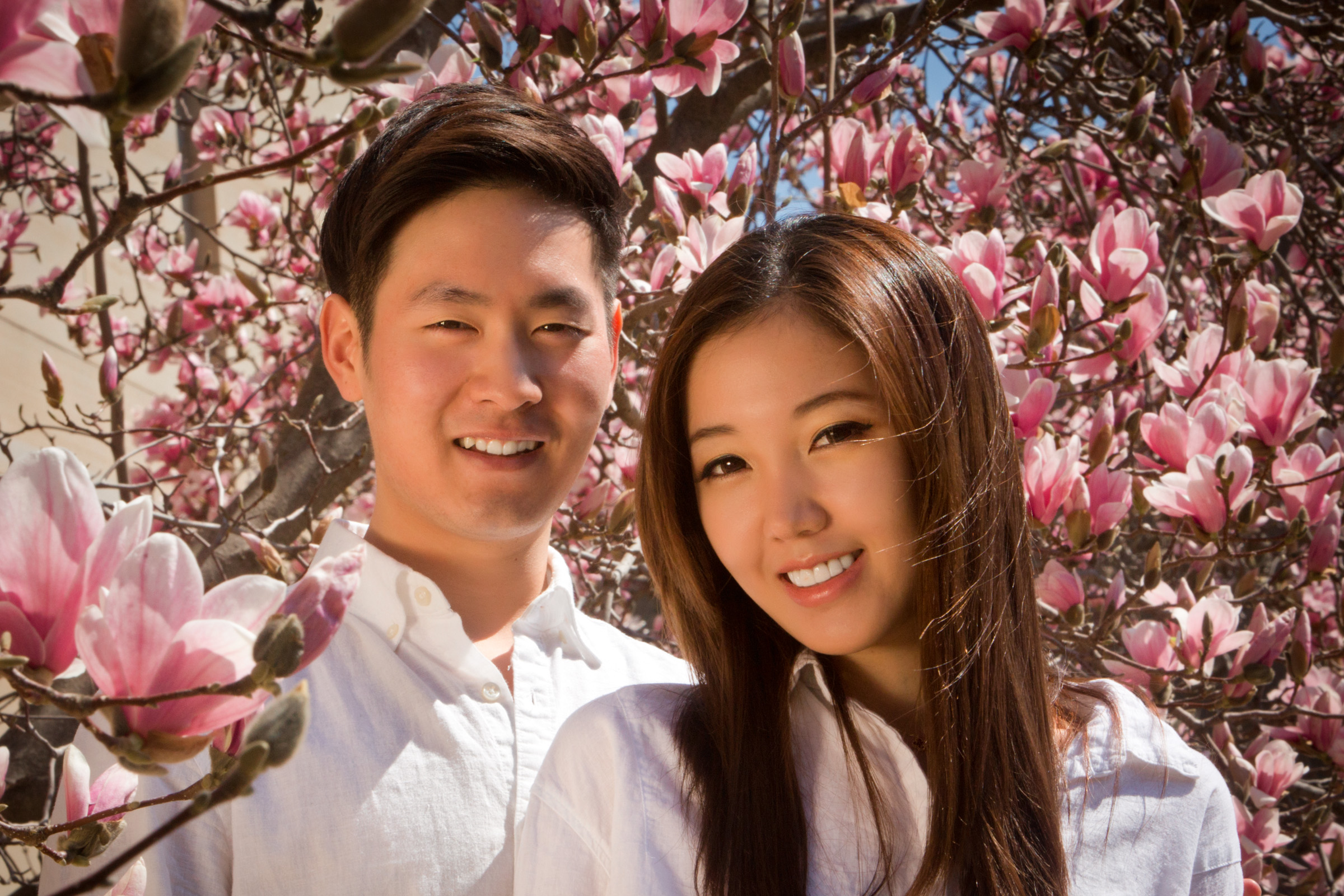 Heewook Lee And Haeseong Kim Wedding Engagement University Of Michigan Ann Arbor Portraits