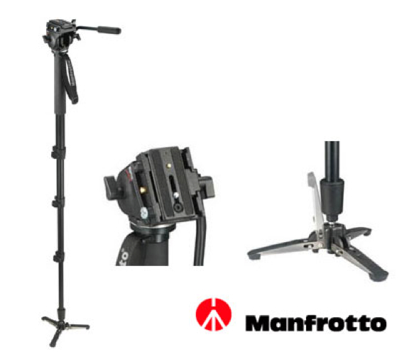 Manfrotto 561B monopod
