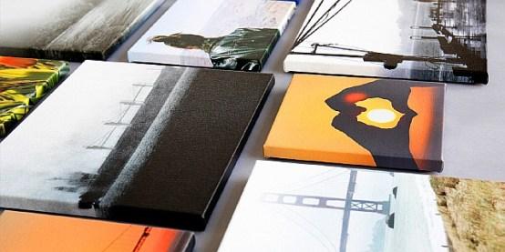 Оформление фотографий для офисов и жилых помещений
