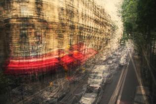 Абстракционизм в интерьерной фотографии