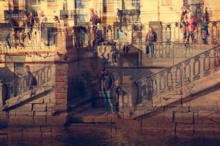 Абстрактный импрессионизм в фотографии. Весна в Петербурге_2019