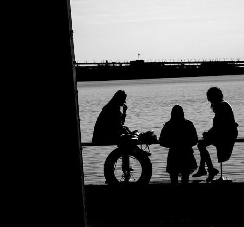 Порт Севкабель. Летняя праздность. 2019