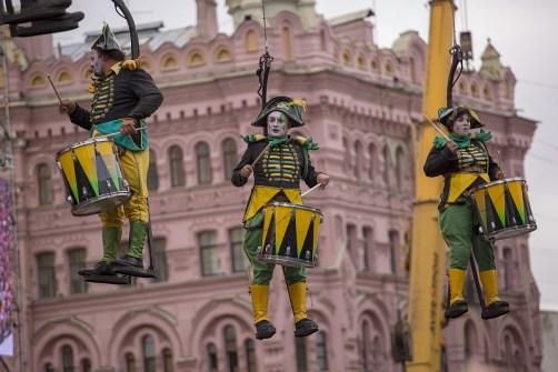 Театральная Олимпиада 2019. Санкт-Петербург. Открытие