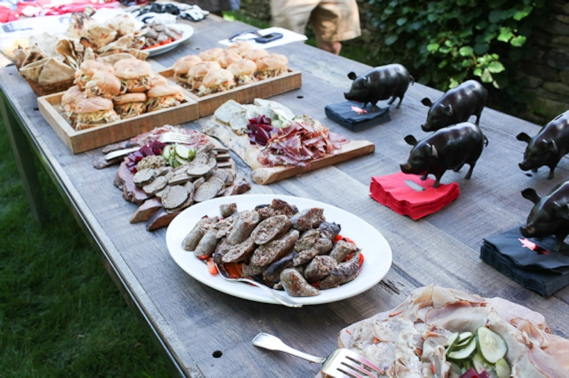 Fire Roasted Catering Pig Roast For Weddings And Events