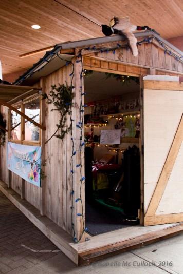 Maison des lutins - The elves' cabin