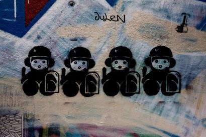 Toy Police (Barcelona 2010)