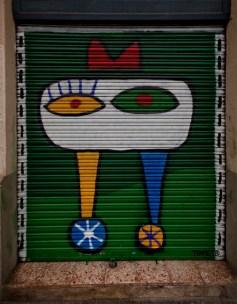 Door From Barcelona I (2010)