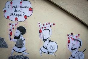 Street Art from Paris 2011