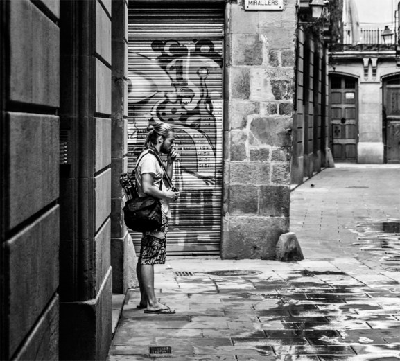 Wondering (Barcelona 2011)