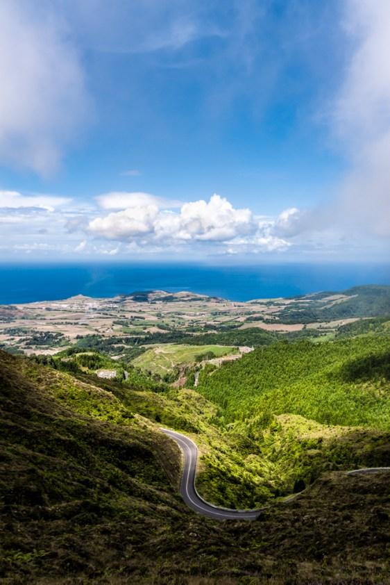 Road To Coast (Azores, São Miguel 2011)