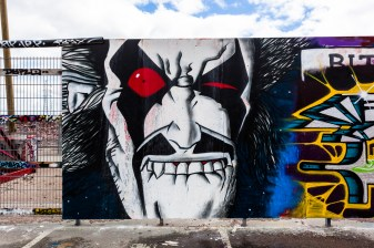 Street Art From Kalasasatama (Summer 2013)