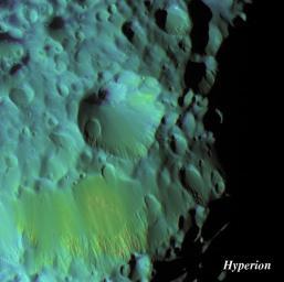 Color Variation on Hyperion