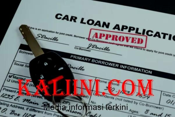 Membeli Mobil Kredit