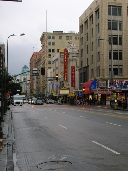 view of broadway