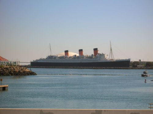 Queen Mary Boat