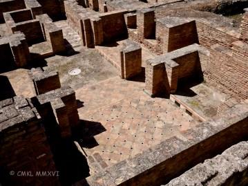 Alhambra Visit - Fortification