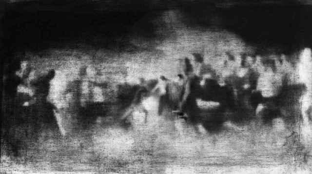 Hugo Aveta, El Silencio del Mundo, 2015