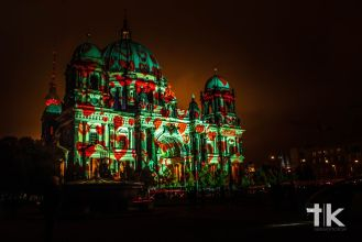 The Protestant Berlin Cathedral
