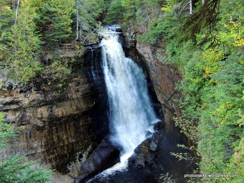 Miners Falls Michigan