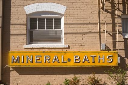 Mineral Baths