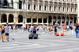 13 trolley travellers