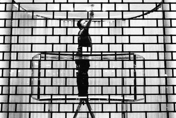 Alberto Grifantini, Opening soon (in Galleria-2012)