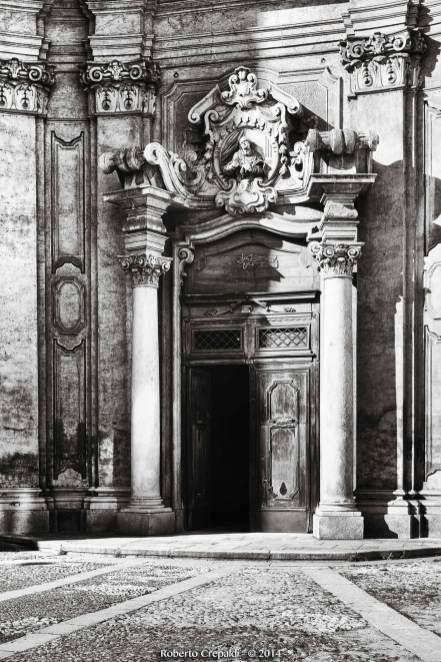 chiesa copta ortodossa via senato