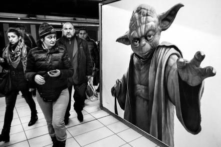 Diego Bardone 020, Maestro Yoda
