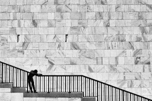 Gianluca Sgarriglia, Milano - La scala dei pensieri