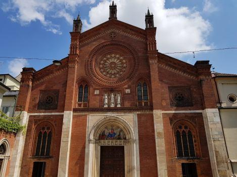 Corrado Formenti 004, Chiesa di S. Marco a Milano