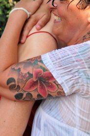 Elisabetta Gatti 004, Milano, di piscine e tatuaggi