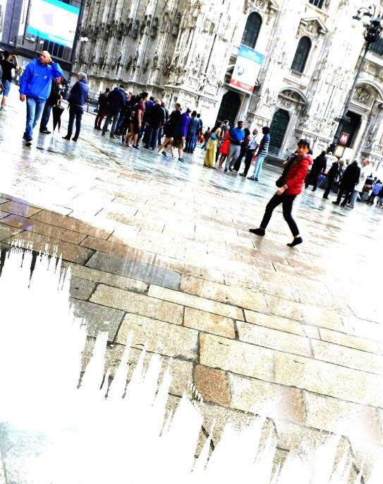 Elvira Pavesi 003, Gente di città