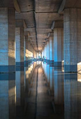 Francesco Falciola 002, Parco dell'acqua di Lambrate