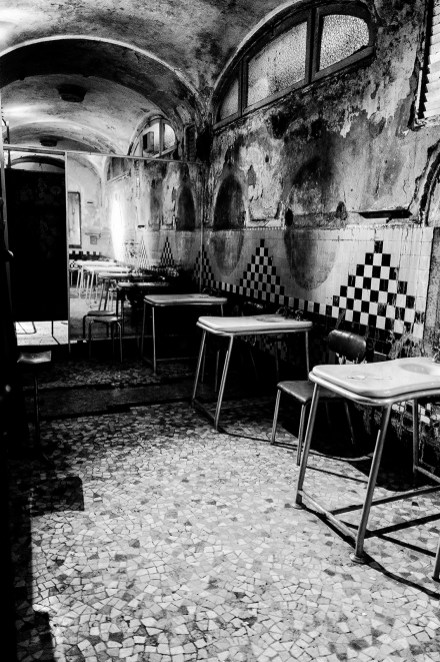 Frank Pelosi, 007, Albergo Diurno Venezia