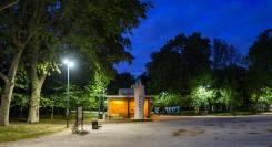 Gabriele Ghinelli 011, Sere d'estate al parco Sempione