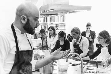 l'Arna Papy Alessandro Arnaboldi 002, Chef Sauro Ricci presso Joia Academy