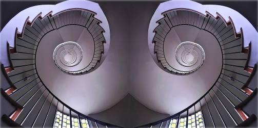 Luigi Alloni 018, Staircase Project
