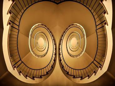 Luigi Alloni 020, Staircase Project
