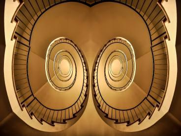 Luigi Alloni 020, Staircase Project