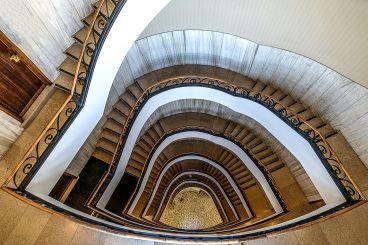 Luigi Alloni 021, Staircase Project