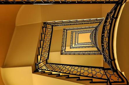 Luigi Alloni 027, Staircase Project