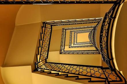 Luigi Alloni 027, Staircase Project