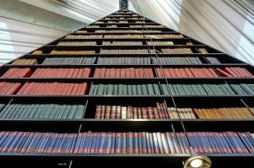 Luigi Alloni 048, Fondazione G.G. Feltrinelli Milano, sala lettura